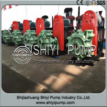 Corrosive Resistant Aicd Proof Processing Mineral Slurry Pump