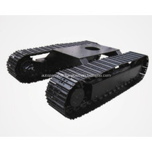Best price for Steel Crawler undercarriage system 0.5-120 tons,for excavator,dozer,loader and Excavator Drilling Rigs