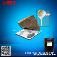 RTV liquid silicone rubber for concrete molds