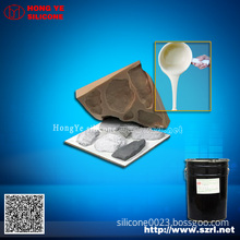 Addition cure silicon rubber for artificial stone products