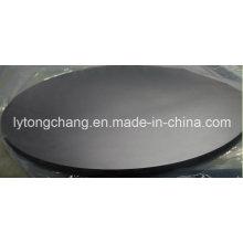 China fábrica preço tântalo disco diâmetro 250mm, espessura de 5mm