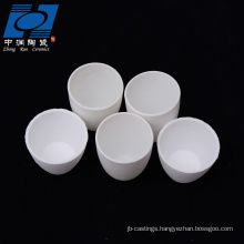 high temperature resistance 99.7% alumina ceramic