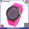Yxl-161 New Design Fashion Silicone Watch Men Women Quartz Sport Casual Wholesale Watches