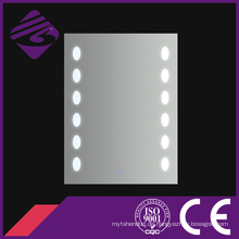 Jnh185 Cheapolished Rand-Rechteck-Badezimmer-Anti-Fog LED-Spiegel