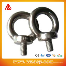 Perno de ojo del acero inoxidable DIN444 DIN580 chino Fabricantes