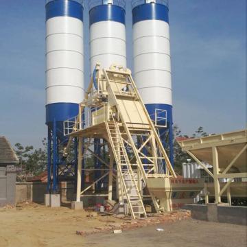 elevador de tolva mezclado listo planta dosificadora de hormigón