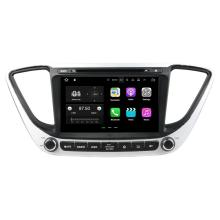 Hyundai Verna android 8.1 car multimedia player