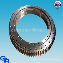 O equipamento pesado balançou o anel do rolamento, a máquina da madeira matou o anel do rolamento, o anel do slewpro