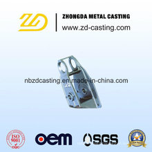 Investment Steel Casting for Railway Protector