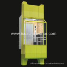 Isuzu AC Vvvf Panoramic Elevator (HSGQ-628)