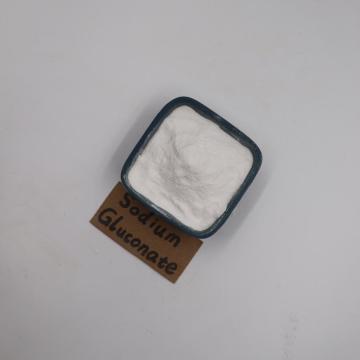 Sodium Gluconate Powder for Concrete Admixtures