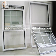 Double glass windows price cheap house for sale aluminum