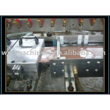 WPC window and door machine line