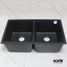 triangle acrylic solid surface kitchen sinks factory