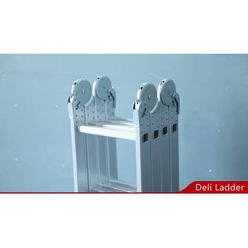 Escalera de aluminio para andamios EN131 SGS CE