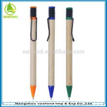 Personnalisé Eco amical papier recycle stylo pour la promotion