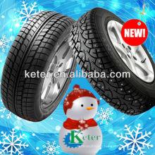pneu radial de voiture 195 / 75R16C 205 / 60R16C important des pneus d'hiver