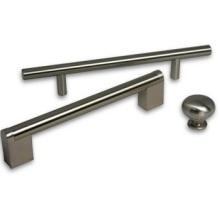 Bouton d'ameublement en aluminium utilisé