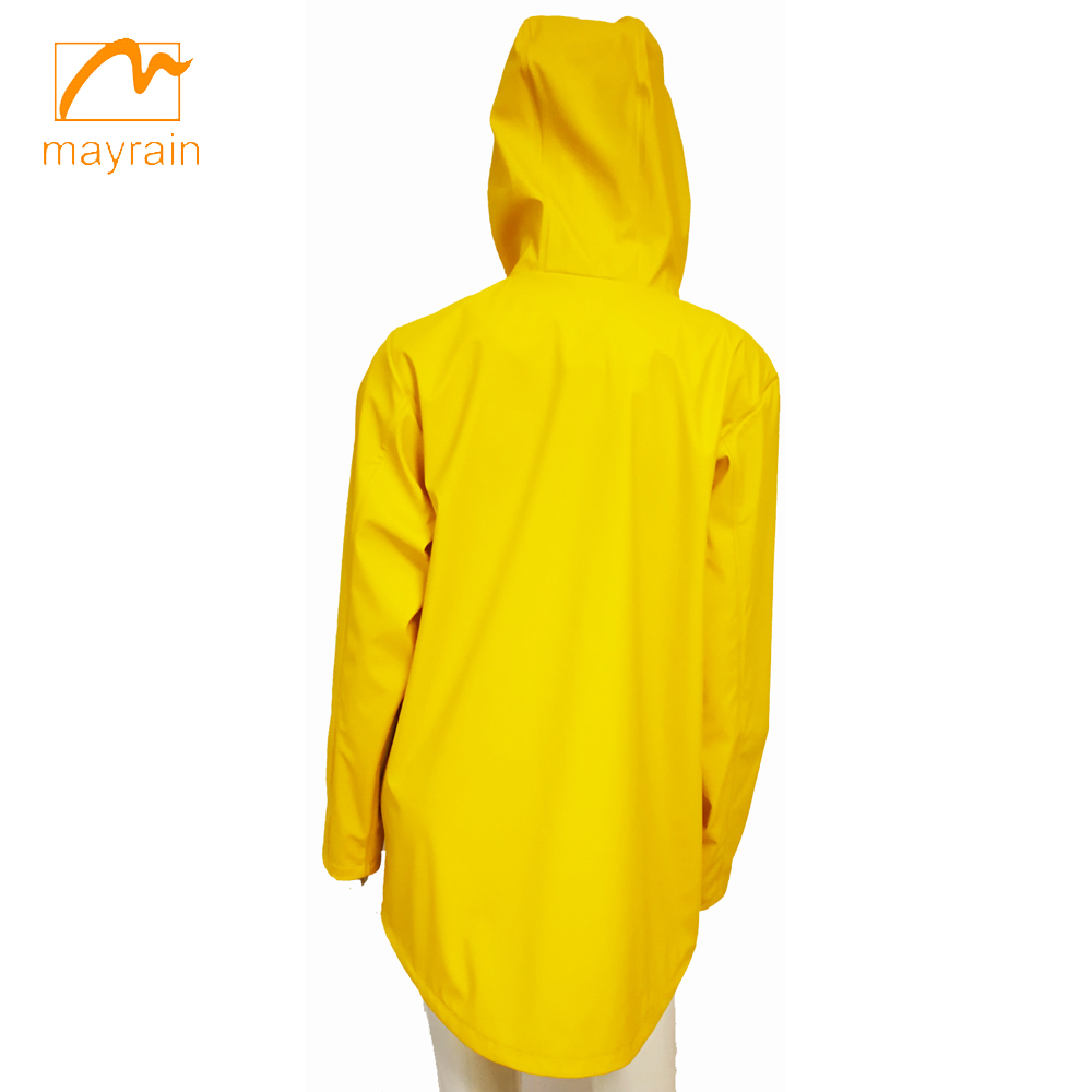 Yellow Pu Jacket3