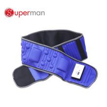 Vibromasseur rechargeable de batterie comme vu sur la ceinture minceur vibrant de massage de télévision