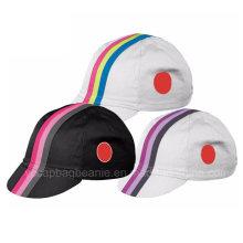 Пользовательские Открытый езда Велоспорт велосипед Cap шляпа с Печатанием