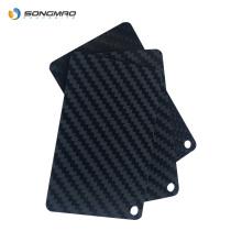Custom 100% Carbon Fiber 3K carbon fiber sheet with CNC cut