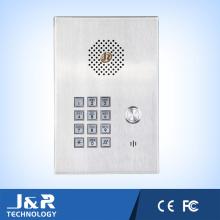Лифт беспроводной Телефон, SIP/ VoIP в домофон, заключенного Лифт телефонов