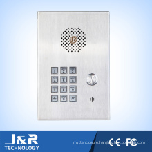 J&R Outdoor Telephone, Hands-Free Emergency Intercom Telephone, Industrial Telephone