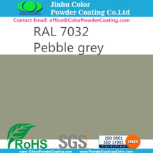 Electrostatic RAL7032 Powder Coating