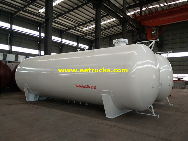Bulk Domestic LPG Tanks