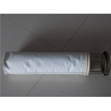 PPS E PTFE Composto Fibra de alta temperatura saco de filtro de varredura