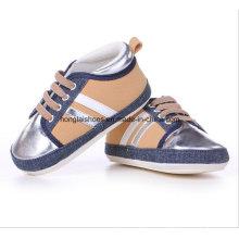 Zapatos de bebé de interior para niños pequeños 003