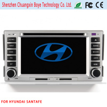 Car DVD Player with Bluetooth for Hyundai Santafe