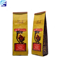 454gram Side Gusset Coffee Bags With Foil Line