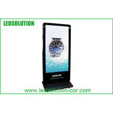 Full Color Advertising LED Totem P4 Pantallas LED para exteriores