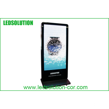 Full Color Advertising LED Totem P4 Outdoor LED Screens
