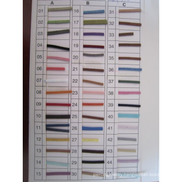 South Korea Velvet Color Chart