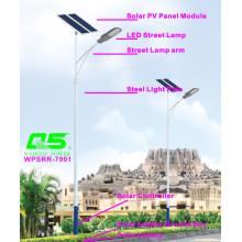 WPSRR-7902 3~15m Municipal Road Hot DIP Galvanized Steet Light Pole style
