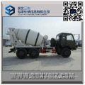 Dongfeng Cummins Engine off Road 5 M3 Concrete Mixer Truck