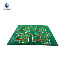 PWB rígido do cabo flexível da placa eletrônica Multilayer flexível do PWB do controlador do jogo