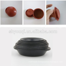 Rubber brake diaphragm fabric reinforced diaphragms Mechanical pump valves water oil seal