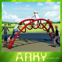 children outdoor playground climbing frame