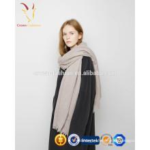 Коренастый Зима Сплошной Одеяло Шарф