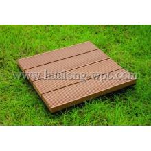 Hohe Qualität Holz Kunststoff Composite DIY Fliese (DIY3)