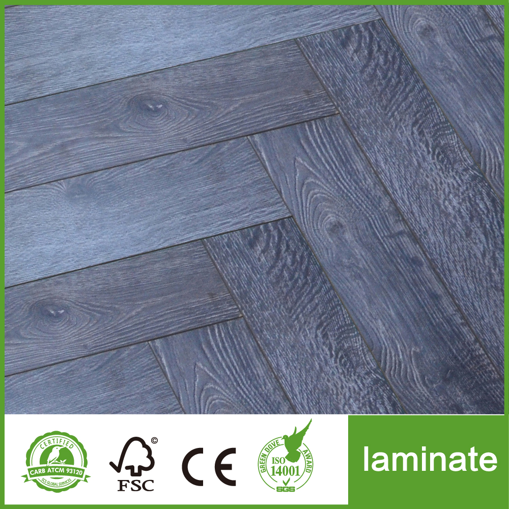Herringbone Laminate Floor