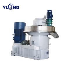 YULONG XGJ560 Peanut shell pellet press machine