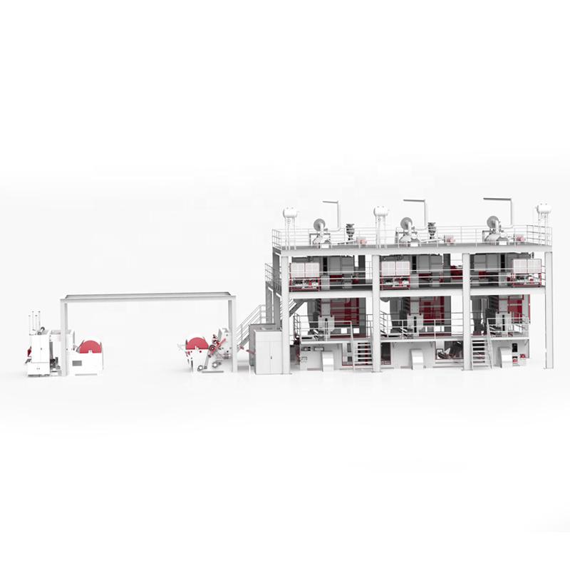 Non-woven Polypropylene Production Machine