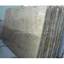 Kashmir Gold Imported Granite Slabs and Tile