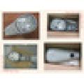 LED versteckte Kobra Straßenleuchte Gehäuse mit Borosilikatglas