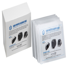 ID Card Printers Cleaning Card, CR80 Cleaning Card